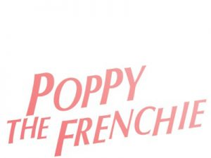 Poppy The Frenchie Granche Rosé logo