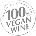 South Australian 100% vegan wine